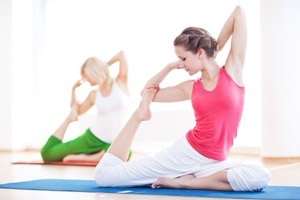 Anti-aging Yoga Exercises
